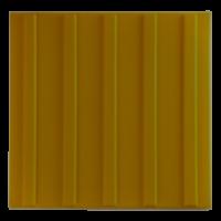 Тактильная плитка ТПУ «Продольный риф»